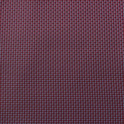 Checkered – Burgundy